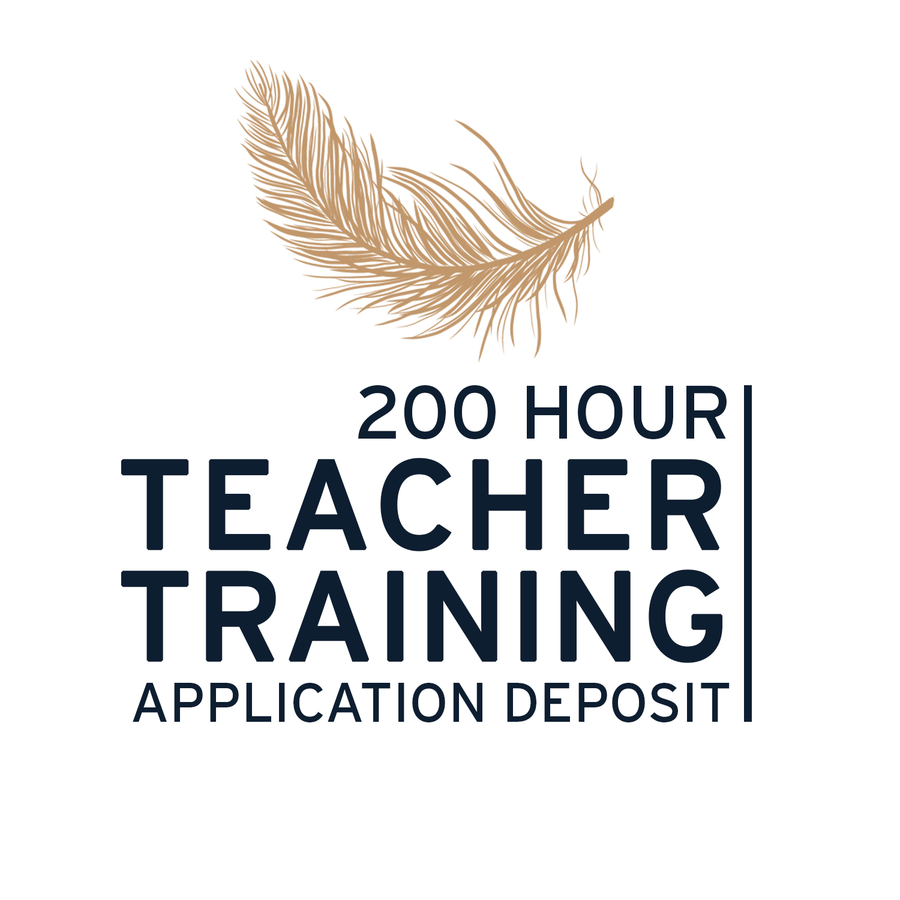 Teacher Training Application Deposit
