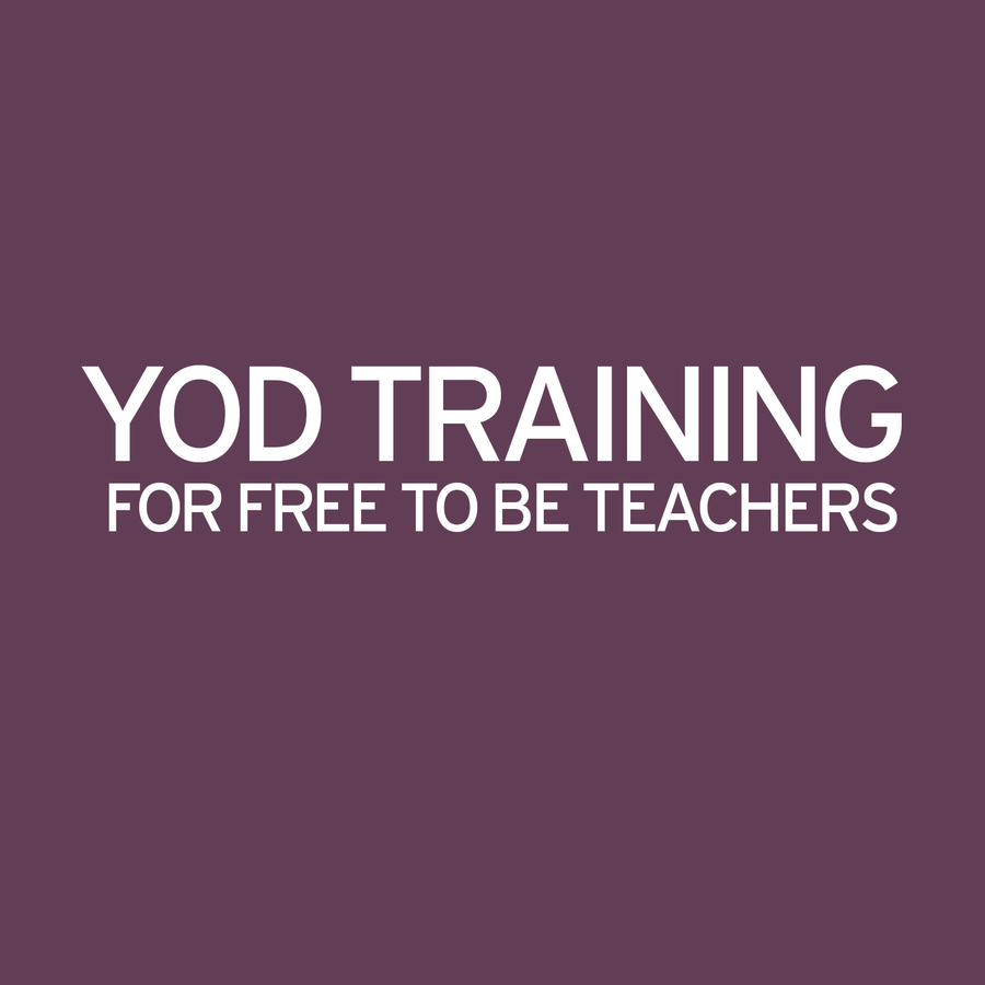 YOD Training for Free To Be Teachers
