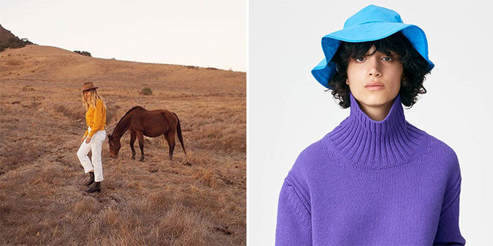 Knitwear at Frontiers Woman