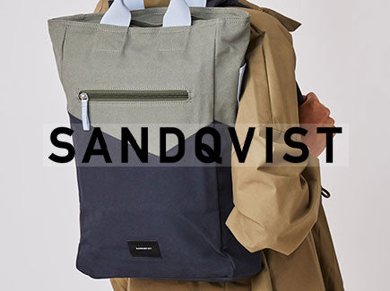 Sandqvist Bags at Frontiers Woman