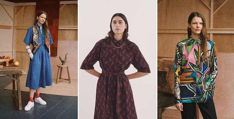 Best Festival clothing from YMC and Baum at Frontiers Woman