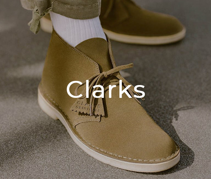 Clarks Footwear at Frontiers Woman