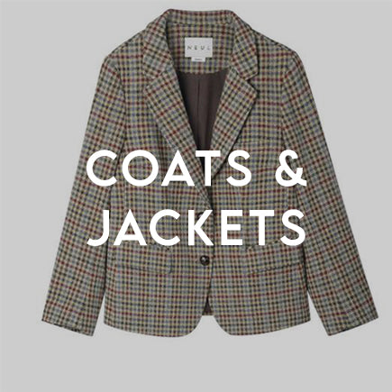 Coats at Frontiers Woman