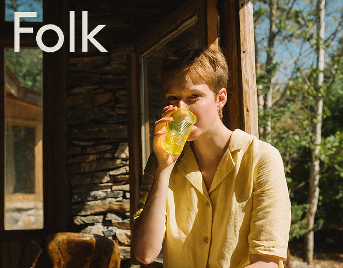 Folk Clothing at Frontiers Woman
