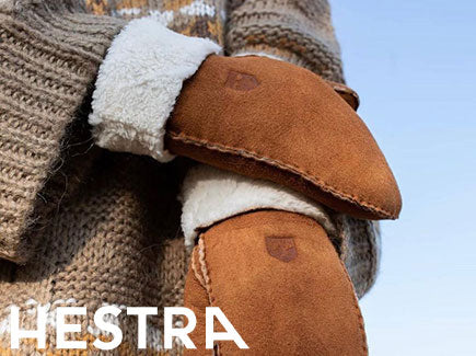 Hestra at Frontiers Woman