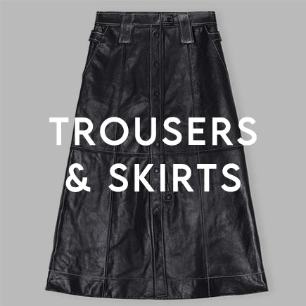 Trousers at Frontiers Woman
