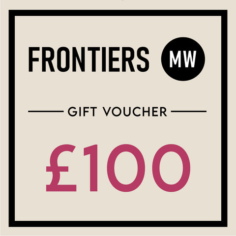 £100 Gift Voucher - Frontiers Woman Edinburgh