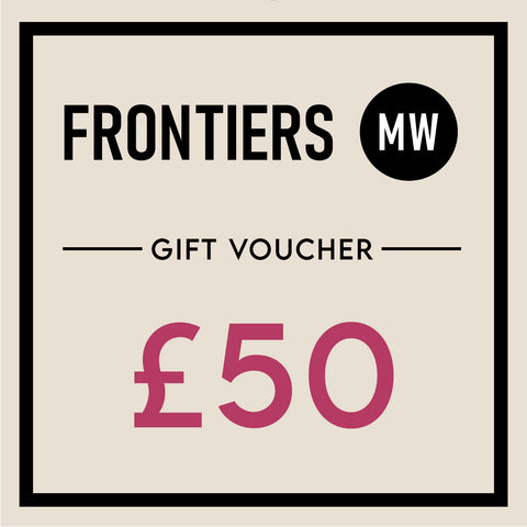 £50 Gift Voucher - Frontiers Woman Edinburgh