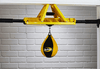 Introducing the EZspeedbag: Turn Any Doorway to Functional Boxing Gym