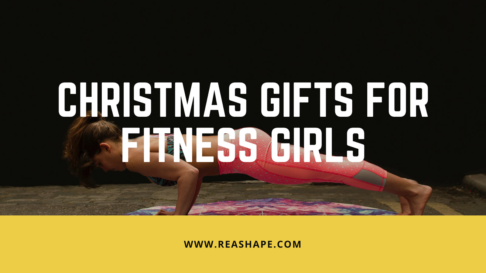 Christmas Gifts for Fitness Girls