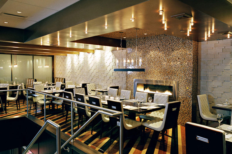 Restaurant Decor Ideas | Wall Cladding