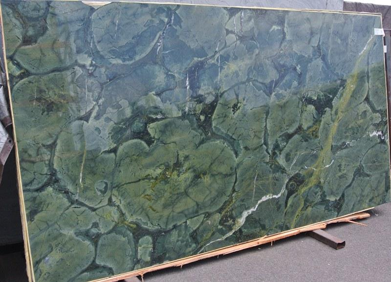 GREEN PEACE Quartzite polished 2cm thick - Slab Series