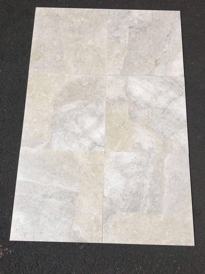 BIANCO PEARL Marble polished - Tile Series