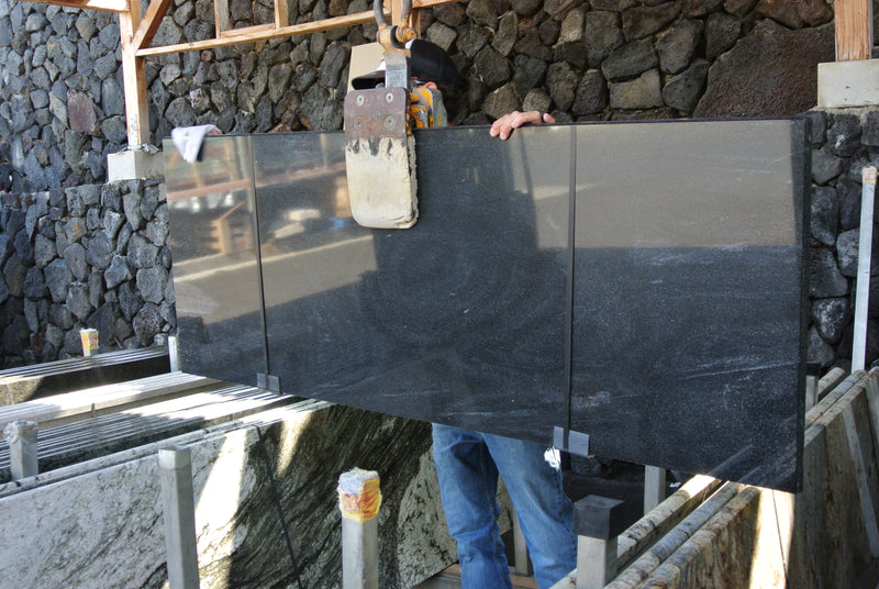 RIO NEGRO Granite polished 2cm thick - Prefab Series