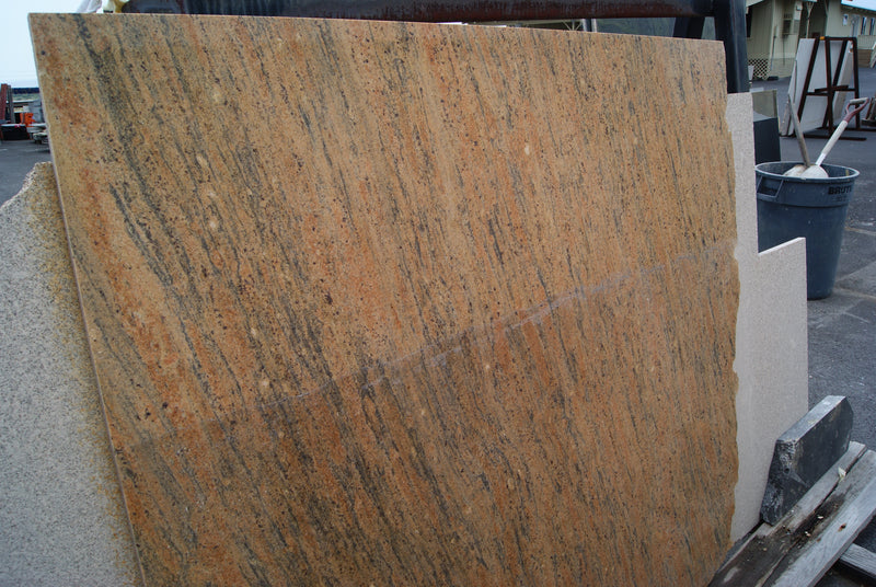 MADURA GOLD Granite polished 2cm thick - Remnant Series