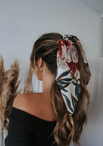 Aibonito Scrunchy and Hair Scarf
