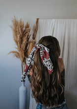 Arecibo Scrunchy and Hair Scarf