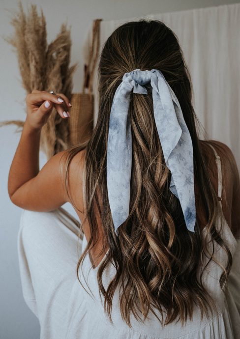 Isabela Scrunchy and Hair Scarf