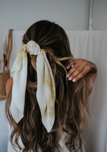 Rincón Scrunchy and Hair Scarf