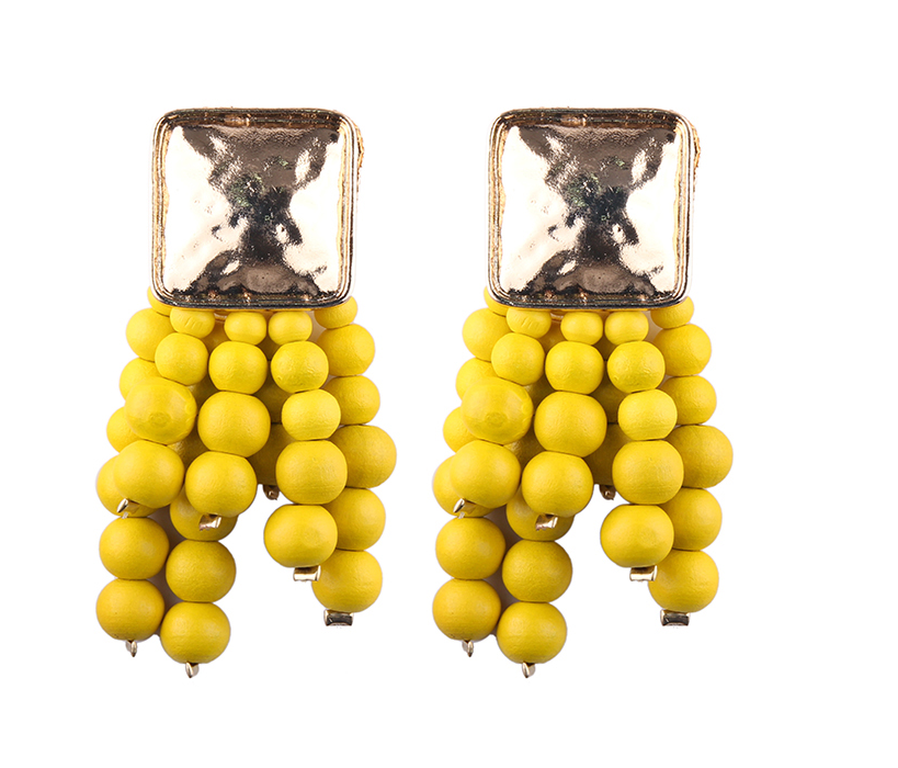 Be Daring Handmade Beads Earrings