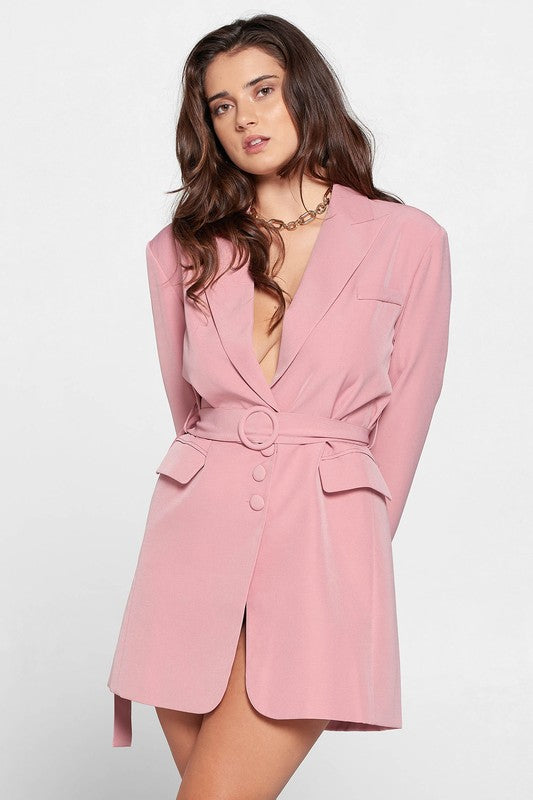 Cotton Candy Blazer
