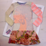 Long sleeve dress size 4-5