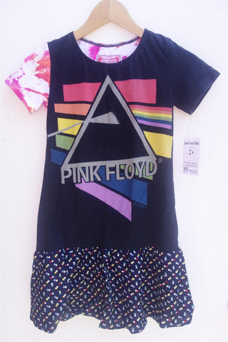 Pink Floyd Dress size 8-9