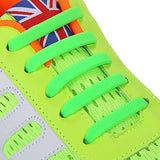 No-Tie Silicone Shoelaces