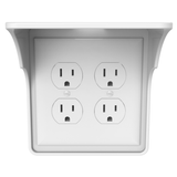 Outlet Shelf Power Perch
