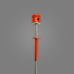 16MLT Magnetic Pick-Up Tool, Flexible Spring Claw, LED Lighted, 25-1/4