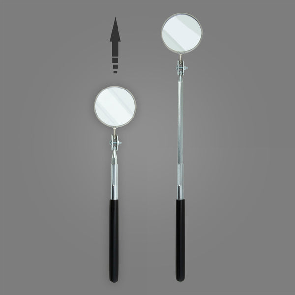 "C-2 - Round 2-1/4"" Telescoping Inspection Mirror"