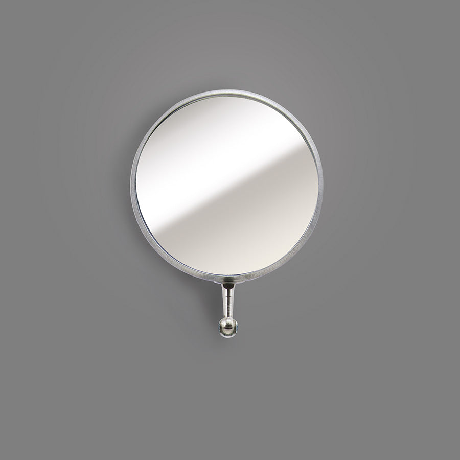 Ullman Devices S-2HD Replacement Mirror Head for Circular Telescoping Inspection