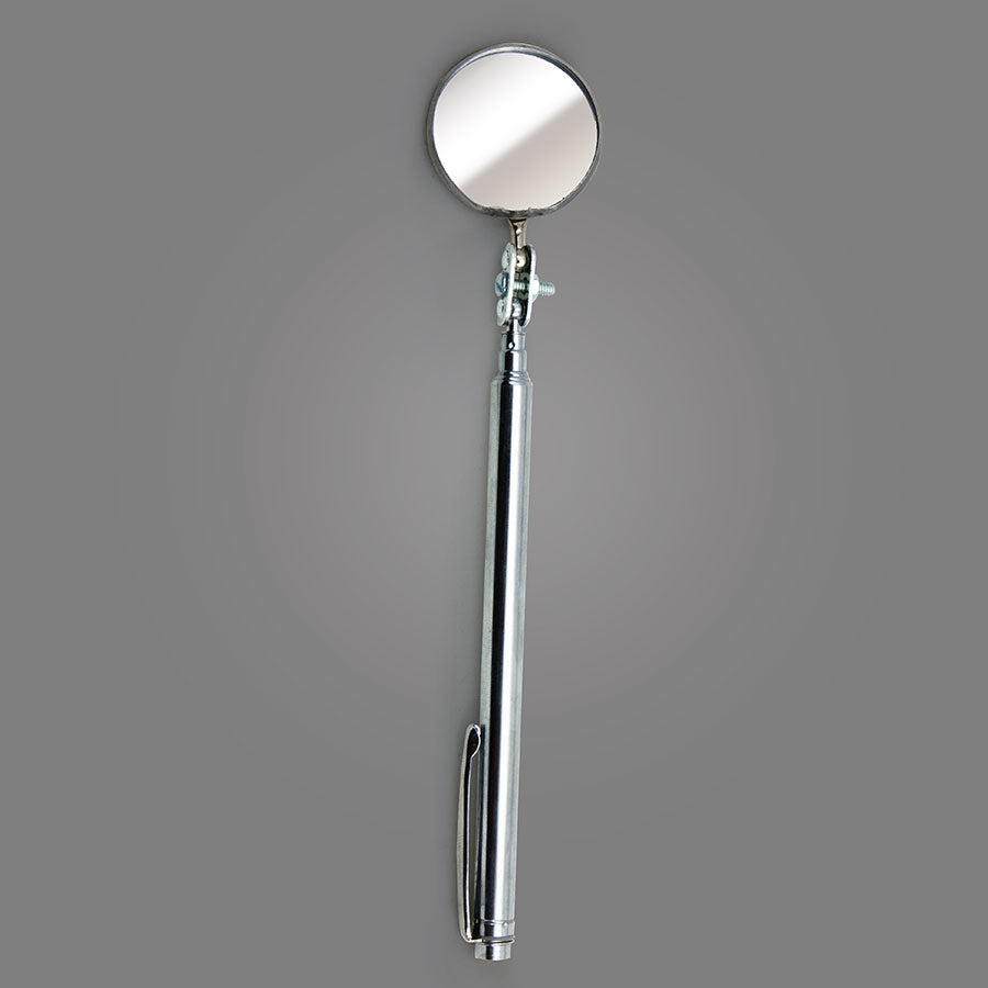 "E-2T - Round 1-1/4"" Telescoping Inspection Mirror"
