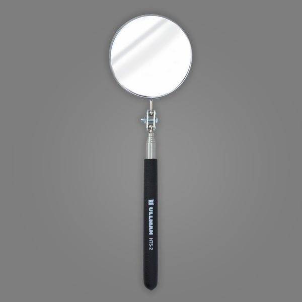 "HTS-2 - Round 3-1/4"" Telescoping Inspection Mirror"