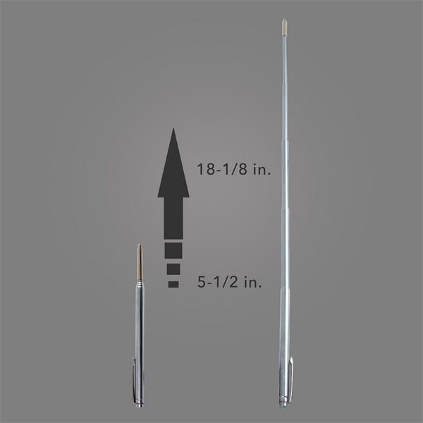 NO.10T - Pocket Size Telescoping Magnetic Pick-Up Tool