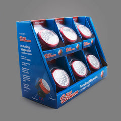 RT2LT6PK - 6 Pack Display of 24 LED Rotating Magnetic Work Lights