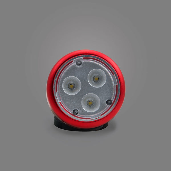 RT3SMDR - Rechargeable 3 SMD LED Rotating Magnetic Work Light