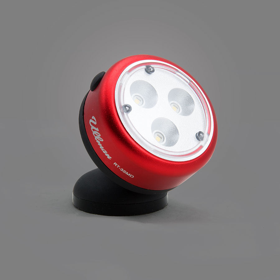 RT-3SMD - 3 SMD LED Rotating Magnetic Work Light