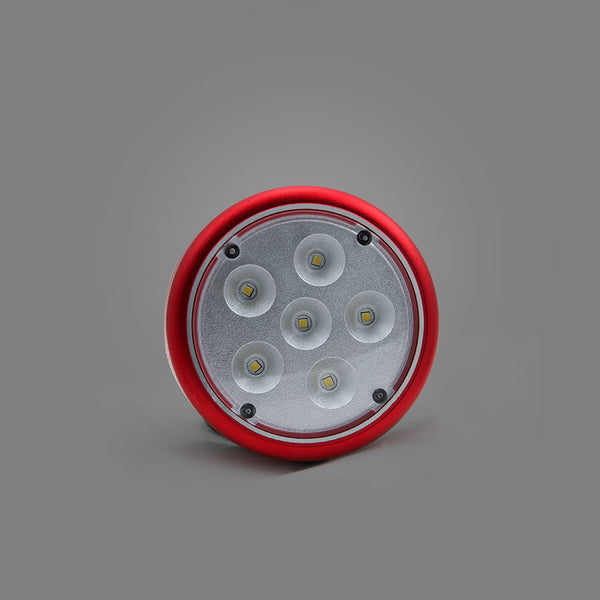 RT6SMDR - Rechargeable 6 SMD LED Rotating Magnetic Work Light