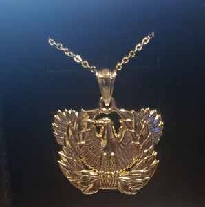 Eagle Rising Pendant