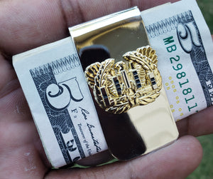 "Eagle Rising ""All Ranks"" Money Clip"
