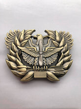 Aviation Branch insignia Belt Buckle