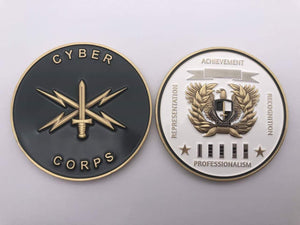 The CYBER_REG_WO Coin
