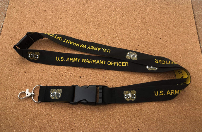 All Ranks Lanyard