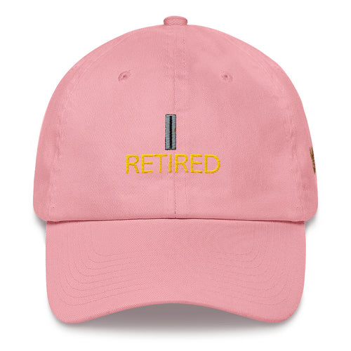 Retired CW5 Adjustable Ball Cap