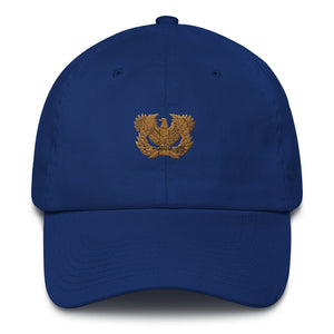 """Gold Eagle"" Cotton Cap"