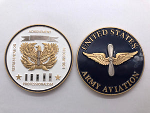 "Limited Edition Regimental WO Coin ""AVN"""