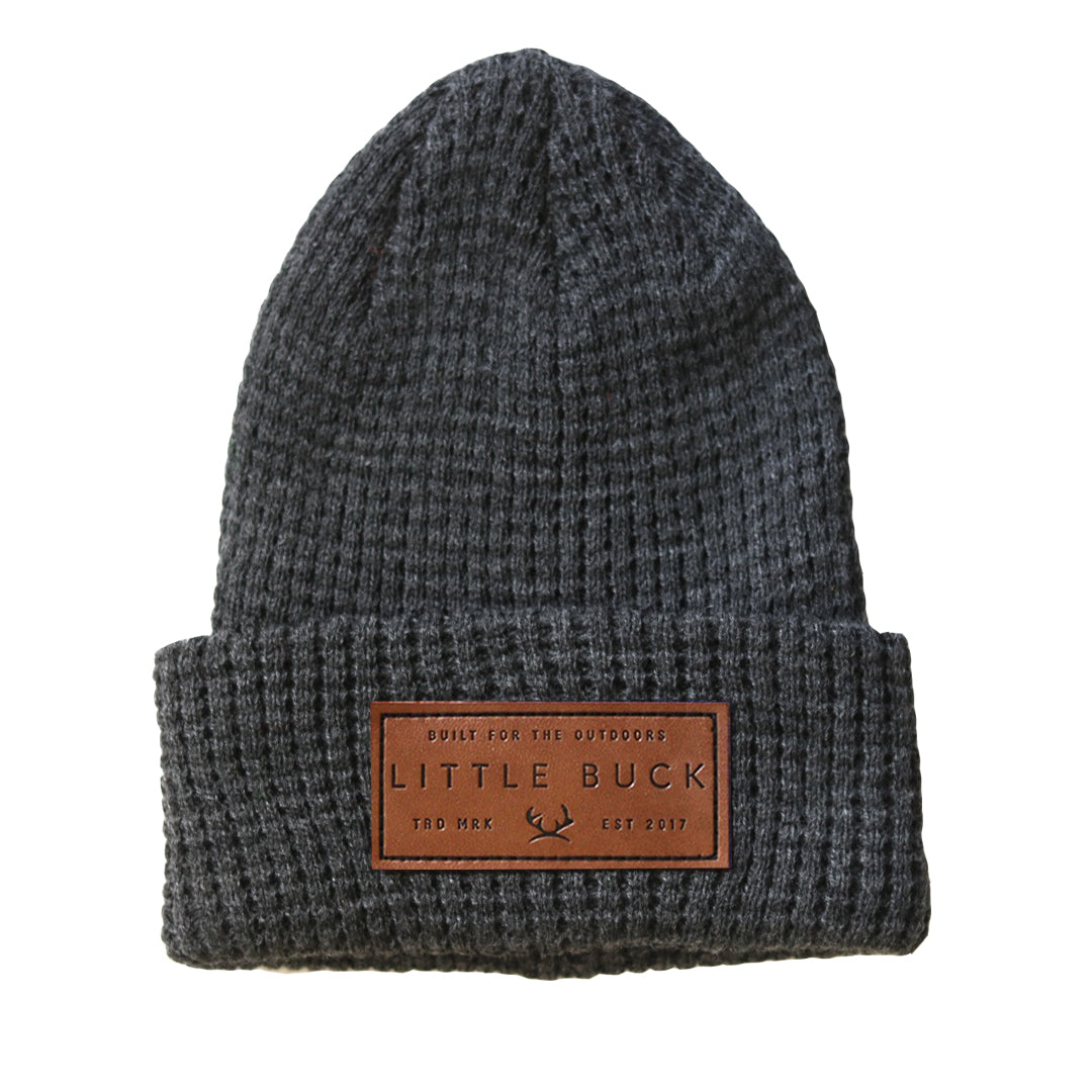 Waffle Cabin Beanie - Classic Collection