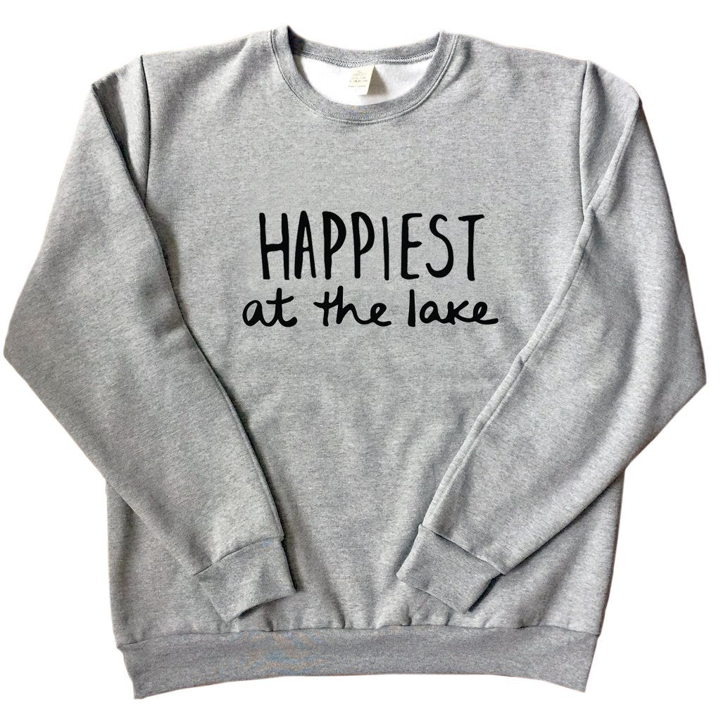 Happiest Lake Crew Sweater CHILD