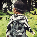 Reusable Drawstring Backpack